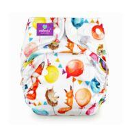 Milovia Following dreams Coolmax egyméretes zsebes mosható pelenka (4-16kg)