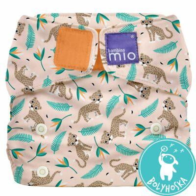 Bambino Mio MioSolo All-In-One WILD CAT egyméretes mosható pelenka