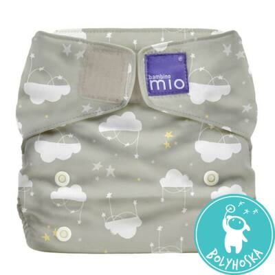 Bambino Mio MioSolo All-In-One Cloud nine egyméretes mosható pelenka