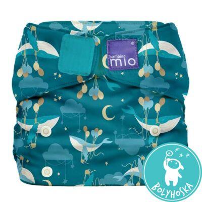 Bambino Mio MioSolo All-In-One SAIL AWAY egyméretes mosható pelenka