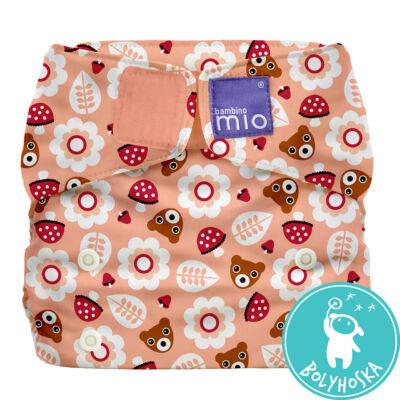 Bambino Mio MioSolo All-In-One TEDDY BEAR PICNIC egyméretes mosható pelenka