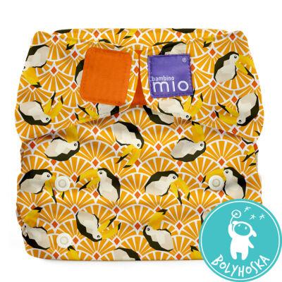 Bambino Mio MioSolo All-In-One TOUCO egyméretes mosható pelenka