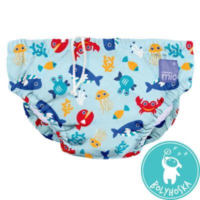Bambino Mio úszópelenka Deep sea blue 7-9 kg