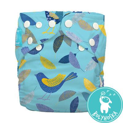 Charlie Banana egyméretes zsebes pelenka 2 betéttel - Twitter birds