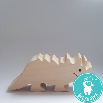 Natúr fa triceratopsz