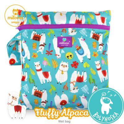Milovia Fluffy alpaca Pelenkazsák