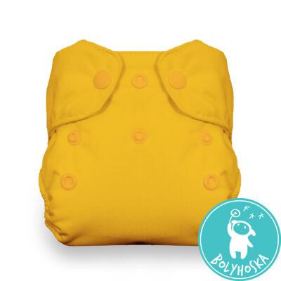 thirsties sárga újszülött