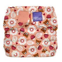 Bambino Mio MioSolo All-In-One TEDDY BEAR PICNIC egyméretes zsebes mosható pelenka