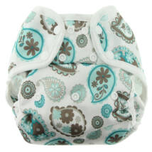 Blueberry Coveralls PAISLEY mosható pelenkakülső
