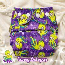 """Milovia Fancy Octopus Unique mosható pelenkakülső újszülötteknek """"S"""" méret (2,5-7kg)"""