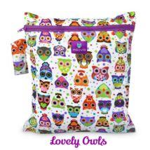 Milovia Lovely Owls Pelenkazsák