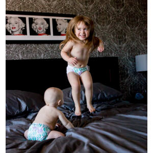 Extra méretű babák pelusai